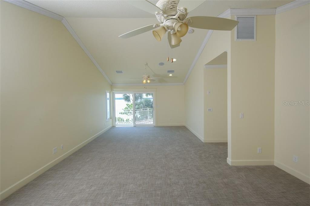 Master Bedroom - Single Family Home for sale at 7295 Manasota Key Rd, Englewood, FL 34223 - MLS Number is D5911936