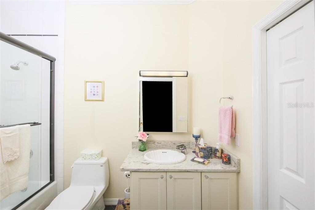 Third Bathroom - Single Family Home for sale at 15794 Viscount Cir, Port Charlotte, FL 33981 - MLS Number is D5916496