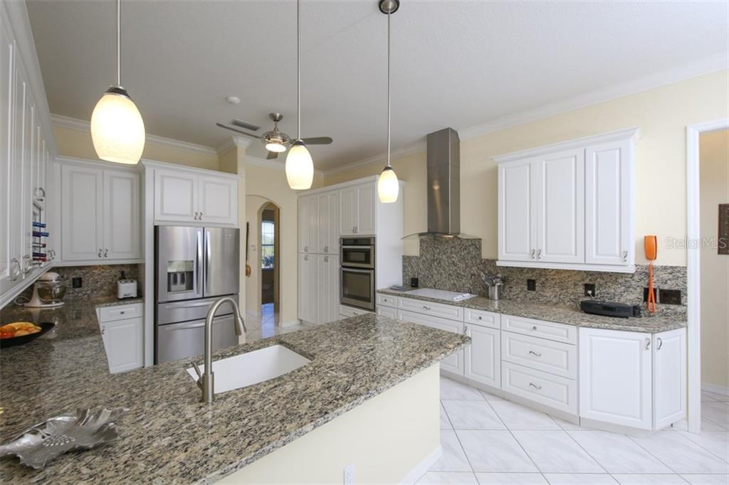 Open Kitchen Area - Single Family Home for sale at 15794 Viscount Cir, Port Charlotte, FL 33981 - MLS Number is D5916496