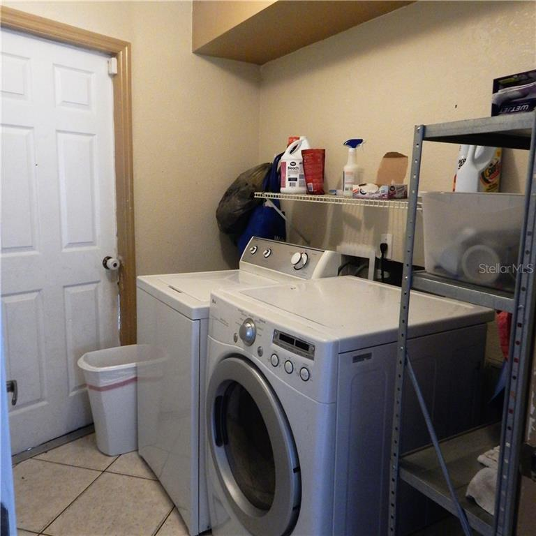 LAUNDRY ROOM - Single Family Home for sale at 3657 Junction St, North Port, FL 34288 - MLS Number is D5917458