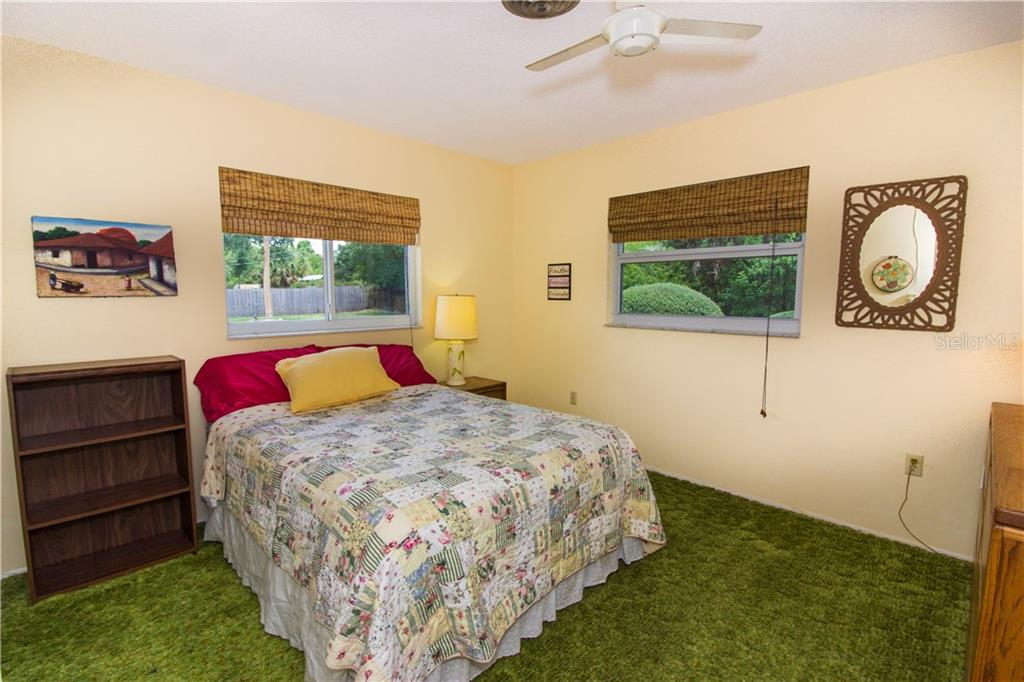 The rear (3rd) bedroom while furnished. - Single Family Home for sale at 21068 Halden Ave, Port Charlotte, FL 33952 - MLS Number is D5918749