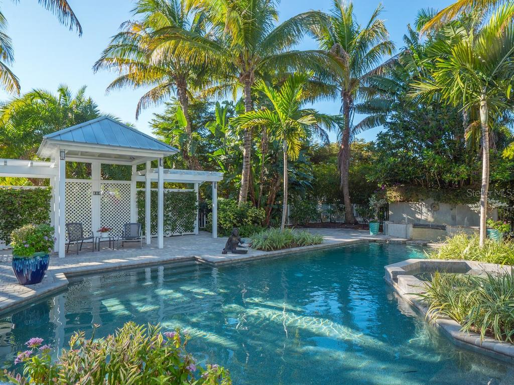 Pool/spa - Single Family Home for sale at 16180 Sunset Pines Cir, Boca Grande, FL 33921 - MLS Number is D5921408