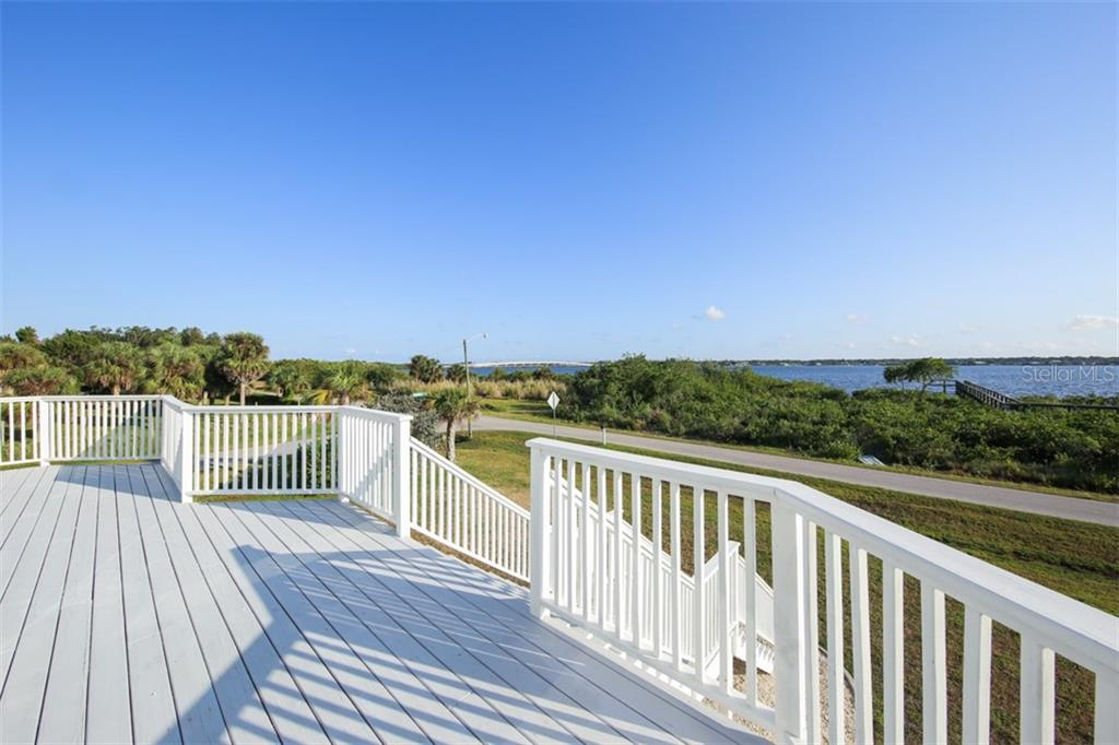 Second Floor Veranda - Single Family Home for sale at 14241 River Beach Dr, Port Charlotte, FL 33953 - MLS Number is D5924121