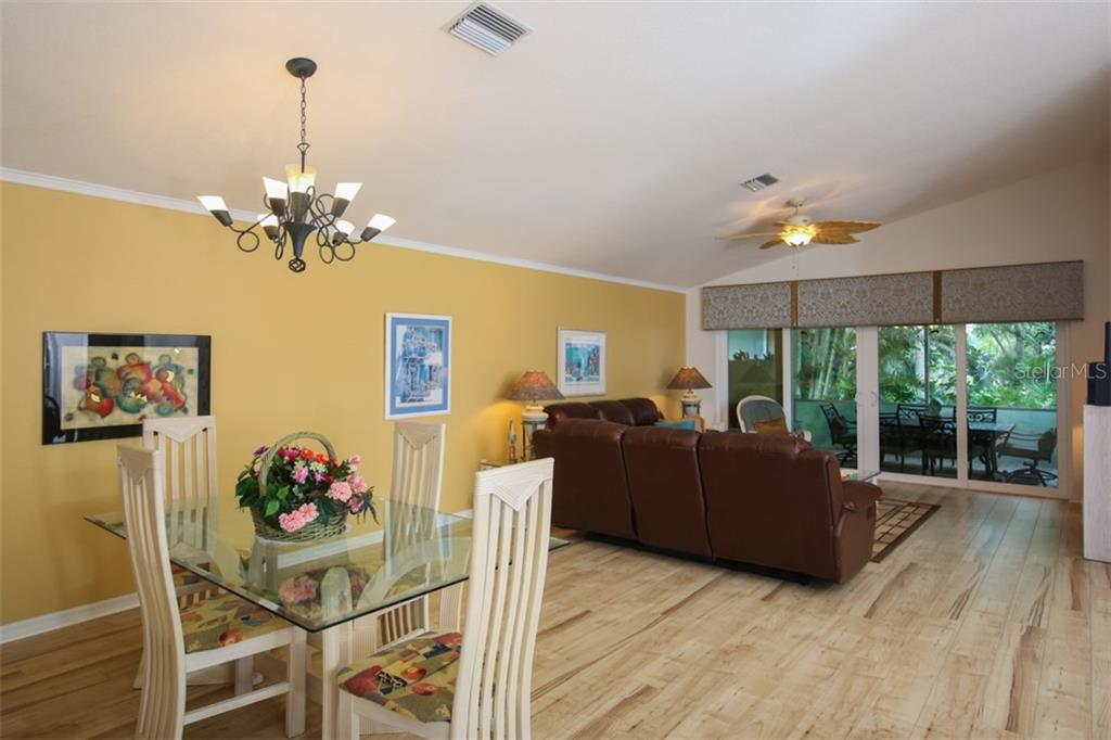 Dining Area - Single Family Home for sale at 222 Westwind Dr, Placida, FL 33946 - MLS Number is D6100545