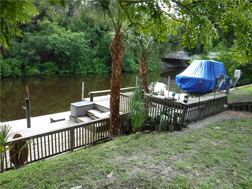 Property has both stationary and floating docks. - Single Family Home for sale at 3001 Pellam Blvd, Port Charlotte, FL 33948 - MLS Number is D6101282
