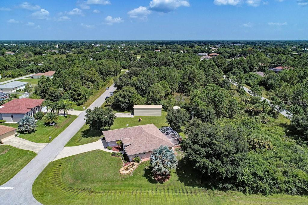 Corner lot allows for additional space and privacy. - Single Family Home for sale at 7256 Holsum St, Englewood, FL 34224 - MLS Number is D6101787