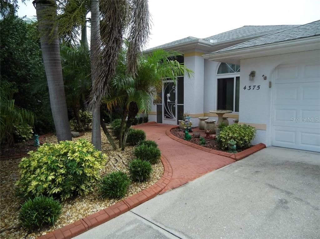 Single Family Home for sale at 4375 Albacore Cir, Port Charlotte, FL 33948 - MLS Number is D6102188