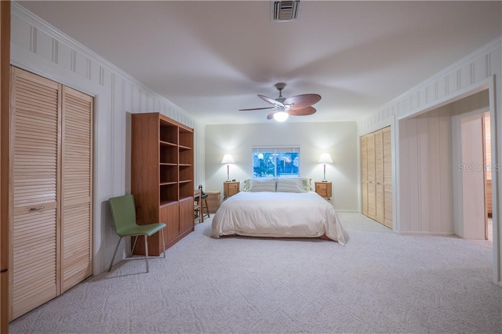 Master Suite #1 - Single Family Home for sale at 101 N Gulf Blvd, Placida, FL 33946 - MLS Number is D6103476
