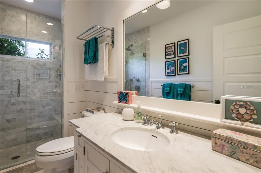 Guest bath - Single Family Home for sale at 350 Tarpon Ave, Boca Grande, FL 33921 - MLS Number is D6104230