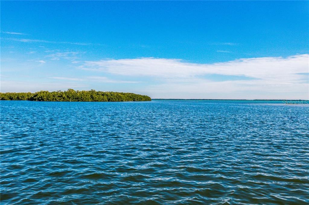 Easterly water view - Vacant Land for sale at 5040 Grouper Hole Ct, Boca Grande, FL 33921 - MLS Number is D6104626