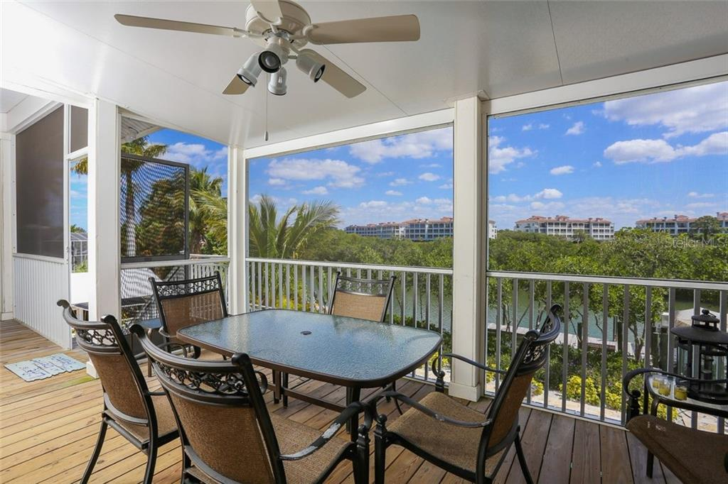 Screened Waterfront Lanai - Single Family Home for sale at 290 Kettle Harbor Dr, Placida, FL 33946 - MLS Number is D6104705