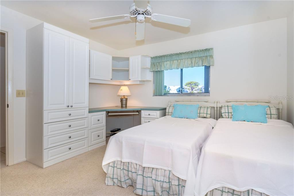 2nd bedroom - Condo for sale at 6800 Placida Rd #271, Englewood, FL 34224 - MLS Number is D6106459
