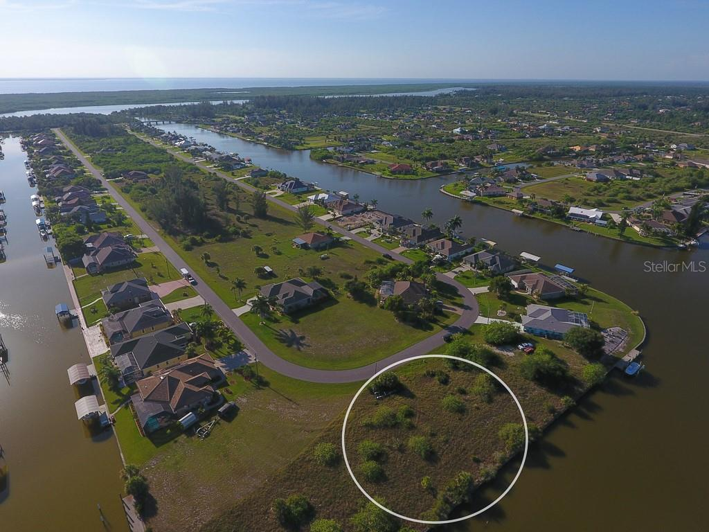 Vacant Land for sale at 15690 Aqua Cir, Port Charlotte, FL 33981 - MLS Number is D6107566