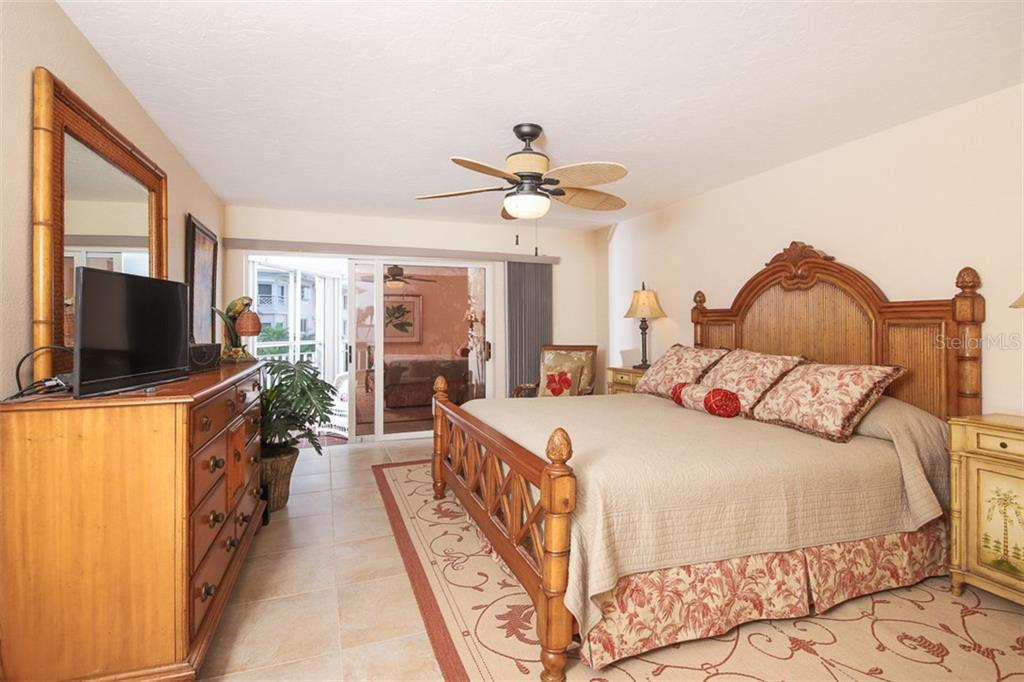 Master Bedroom extends to lanai - Condo for sale at 11000 Placida Rd #2301, Placida, FL 33946 - MLS Number is D6108434
