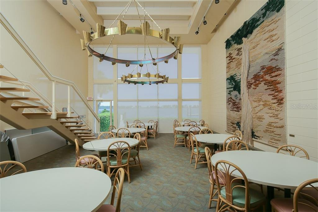 Another seating area in main clubhouse - Condo for sale at 11000 Placida Rd #2301, Placida, FL 33946 - MLS Number is D6108434