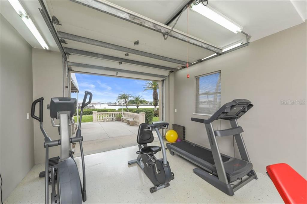Gym - Single Family Home for sale at 1636 New Point Comfort Rd, Englewood, FL 34223 - MLS Number is D6108467