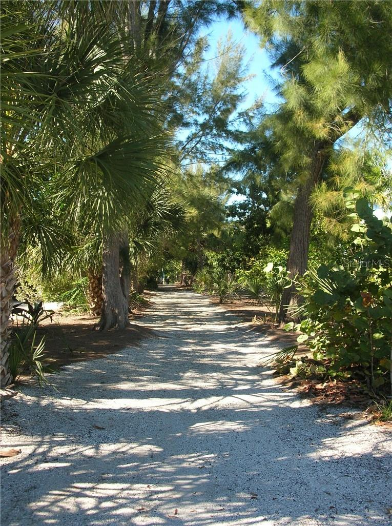 Path to Docks. - Single Family Home for sale at 5 Pointe Way, Placida, FL 33946 - MLS Number is D6110468