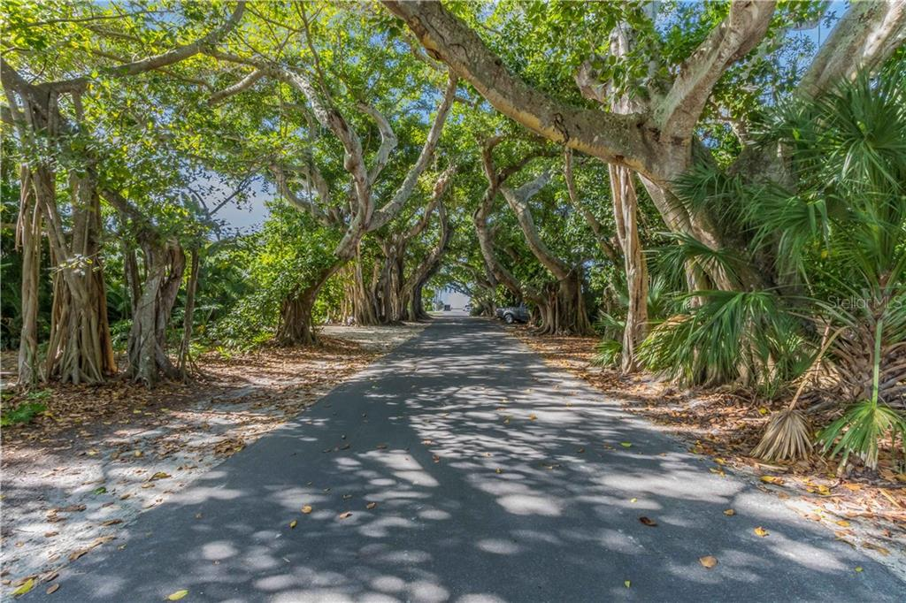 A typical scene in front of Hudson's Grocery - Single Family Home for sale at 16430 Gulf Shores Dr, Boca Grande, FL 33921 - MLS Number is D6110580