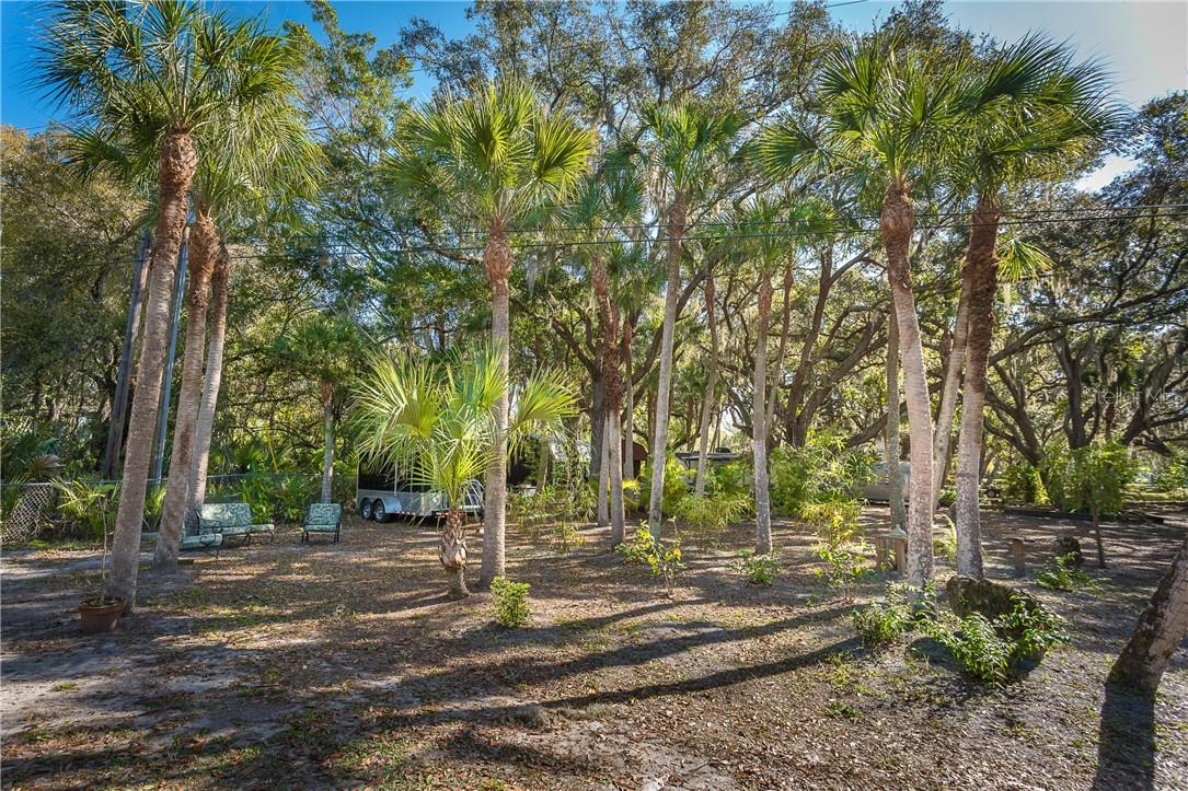 Plenty of room for entertaining, BBQ's, campfires & whatever your heart desires - Single Family Home for sale at 1199 Seahorse Ln, Englewood, FL 34224 - MLS Number is D6110877