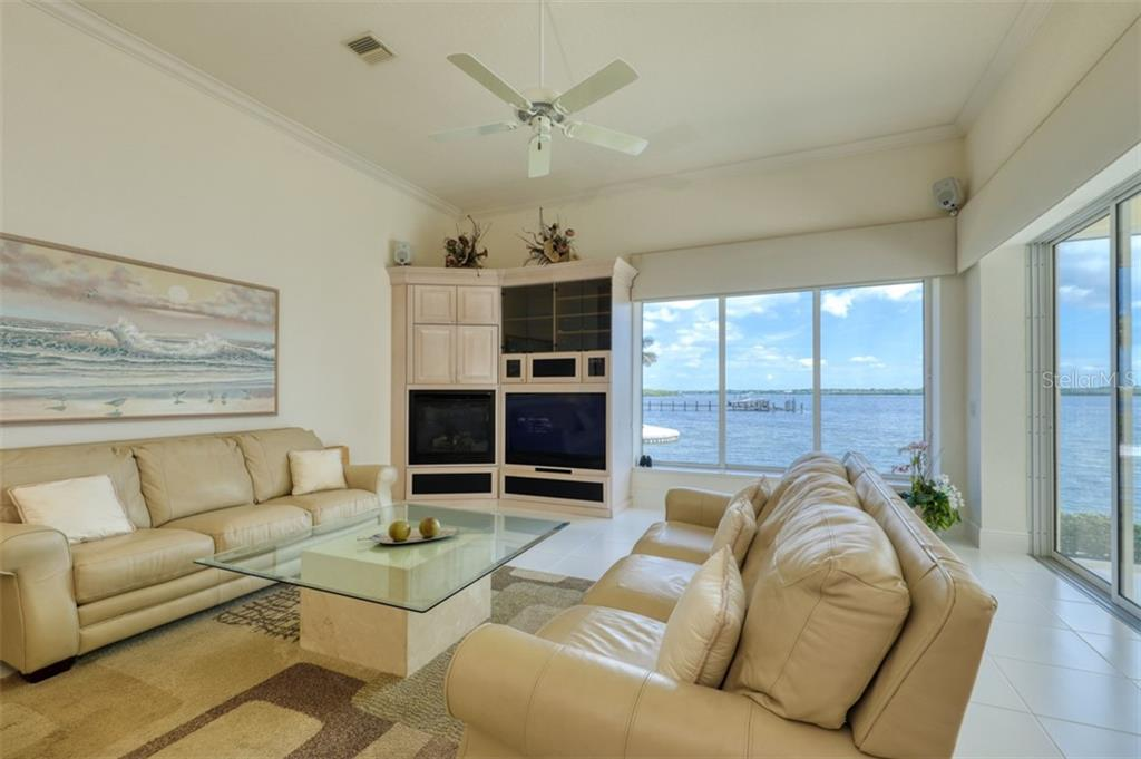 GREAT ROOM WITH VIEW OF INTERCOASAL - Single Family Home for sale at 6793 Manasota Key Rd, Englewood, FL 34223 - MLS Number is D6112093