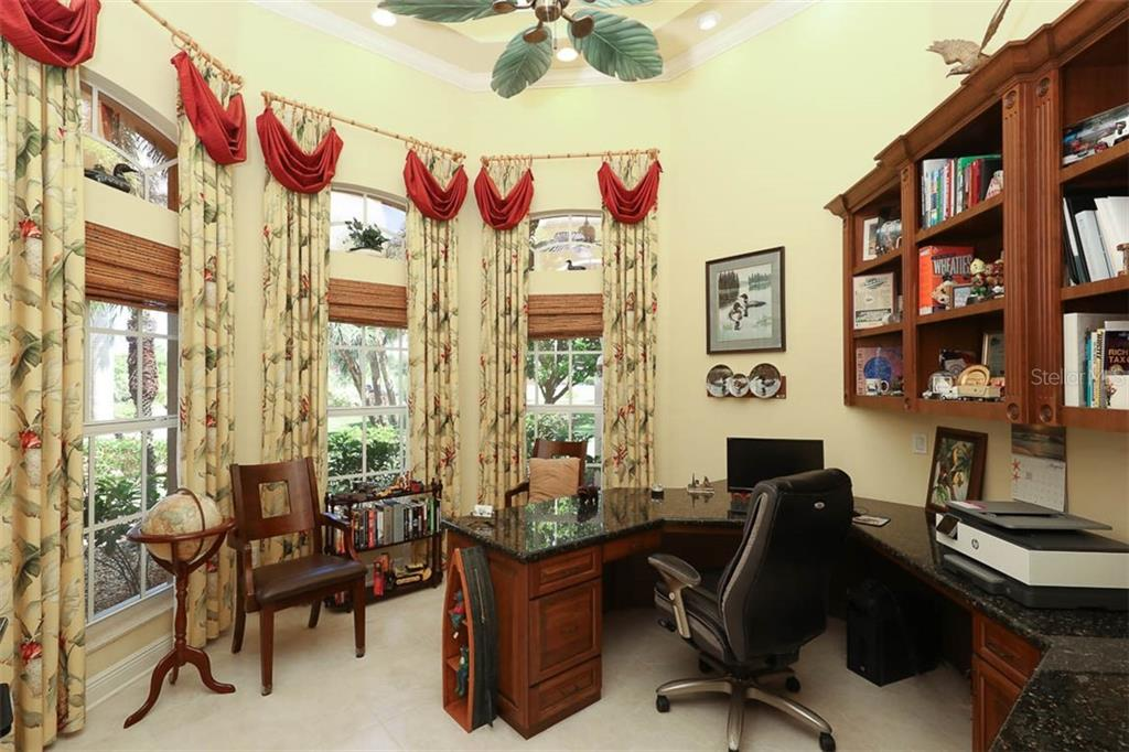 Office Area - Single Family Home for sale at 9300 Hialeah Ter, Port Charlotte, FL 33981 - MLS Number is D6113597