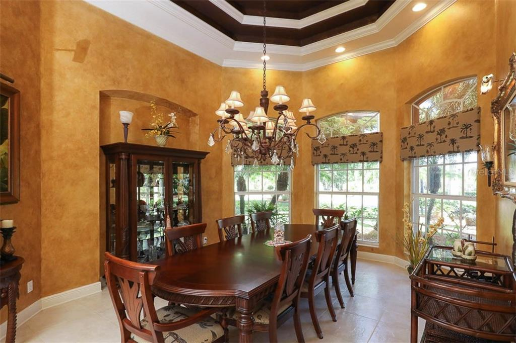 Formal Dining Room - Single Family Home for sale at 9300 Hialeah Ter, Port Charlotte, FL 33981 - MLS Number is D6113597