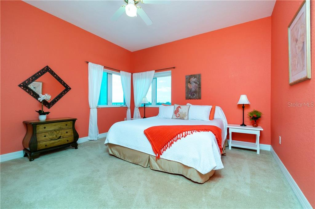 Cheery Third Bedroom - Condo for sale at 2225 N Beach Rd #401, Englewood, FL 34223 - MLS Number is D6114646