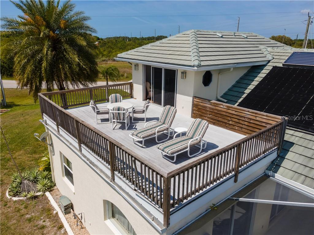 View that only a drone could capture. - Single Family Home for sale at 12307 S Access Rd, Port Charlotte, FL 33981 - MLS Number is D6117140