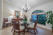 Dining area - Single Family Home for sale at 260 Capstan Dr, Cape Haze, FL 33946 - MLS Number is D5919159