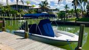 Private boat dock right out your front door. The boat is INCLUDED in the purchase. - Single Family Home for sale at 9722 Little Gasparilla Is, Placida, FL 33946 - MLS Number is D6100685