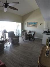 View of diningroom - Condo for sale at 7070 Placida Rd #1121, Placida, FL 33946 - MLS Number is D6100747