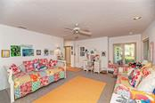 Guest Room - Single Family Home for sale at 7400 Manasota Key Rd, Englewood, FL 34223 - MLS Number is D6104362