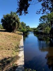 Newer Concrete Sea Wall.  Seller states only 2 minutes by boat to get to Open Water - Vacant Land for sale at 26361 View Dr, Punta Gorda, FL 33983 - MLS Number is D6110988