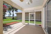 LANAI AND PATIO - Single Family Home for sale at 3583 Royal Palm Dr, North Port, FL 34288 - MLS Number is D6111716