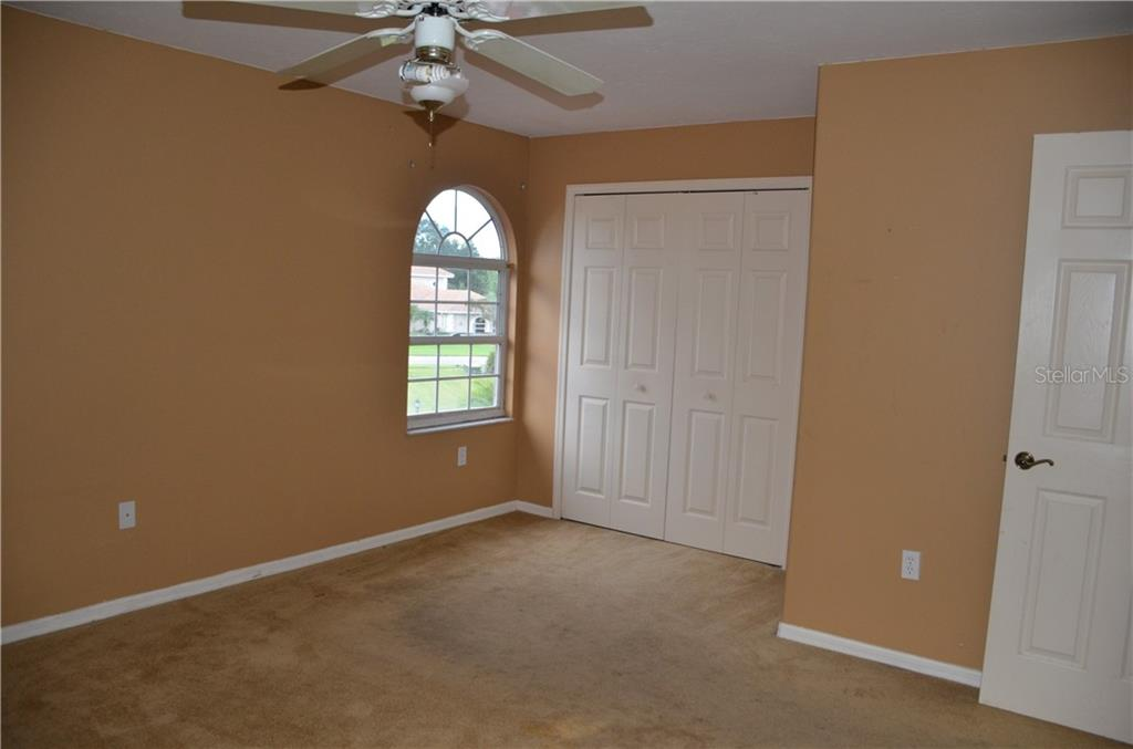 Bedroom 2 upstairs - Single Family Home for sale at Address Withheld, Bradenton, FL 34202 - MLS Number is T3132327