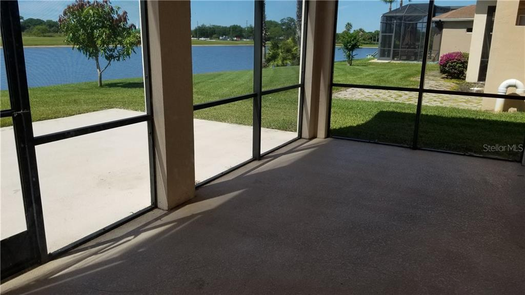 ENCLOSED PATIO - Single Family Home for sale at 3706 67th Ter E, Sarasota, FL 34243 - MLS Number is U8043244