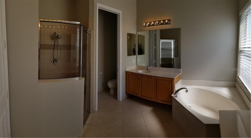 MASTER BATHROOM VIEW #2 - Single Family Home for sale at 3706 67th Ter E, Sarasota, FL 34243 - MLS Number is U8043244