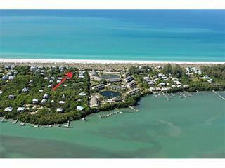 9460 Alborado Rd, Little Gasparilla Island, FL 33946