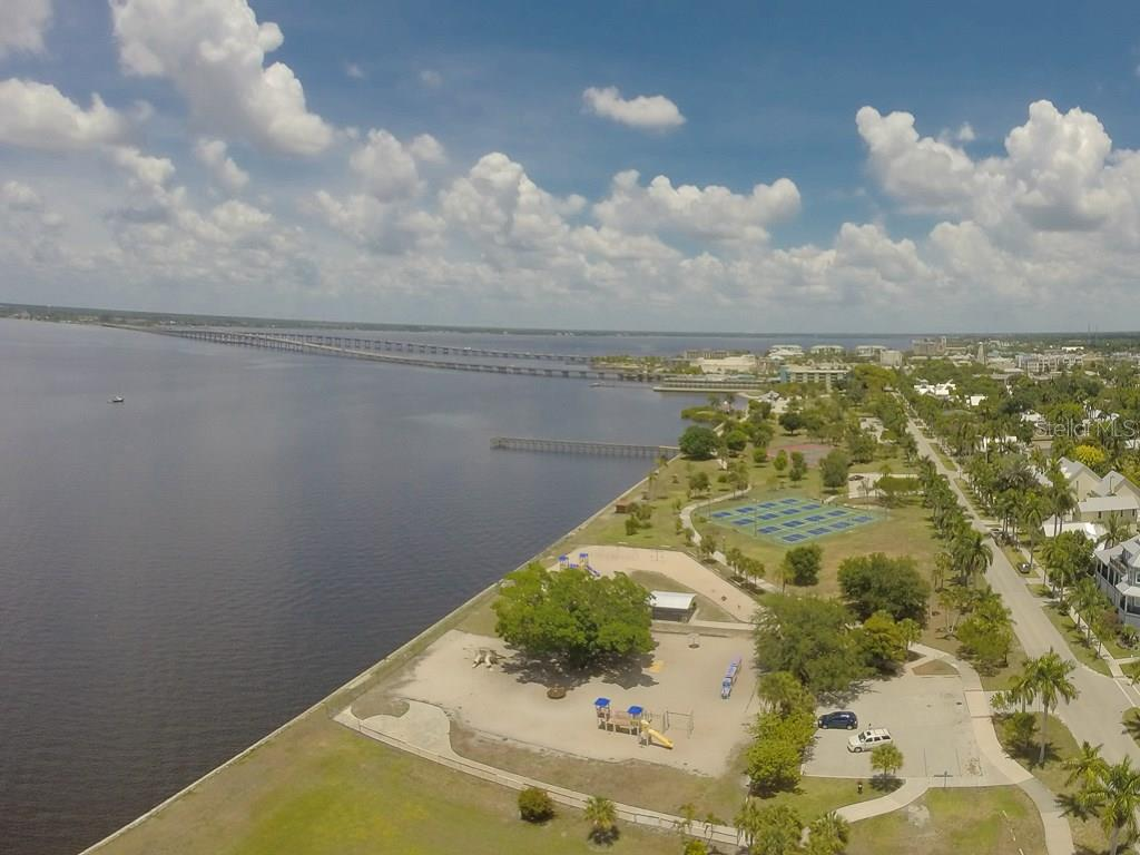 Laishley Park with public tennis courts - Vacant Land for sale at 2280 Palm Tree Dr, Punta Gorda, FL 33950 - MLS Number is C7232729