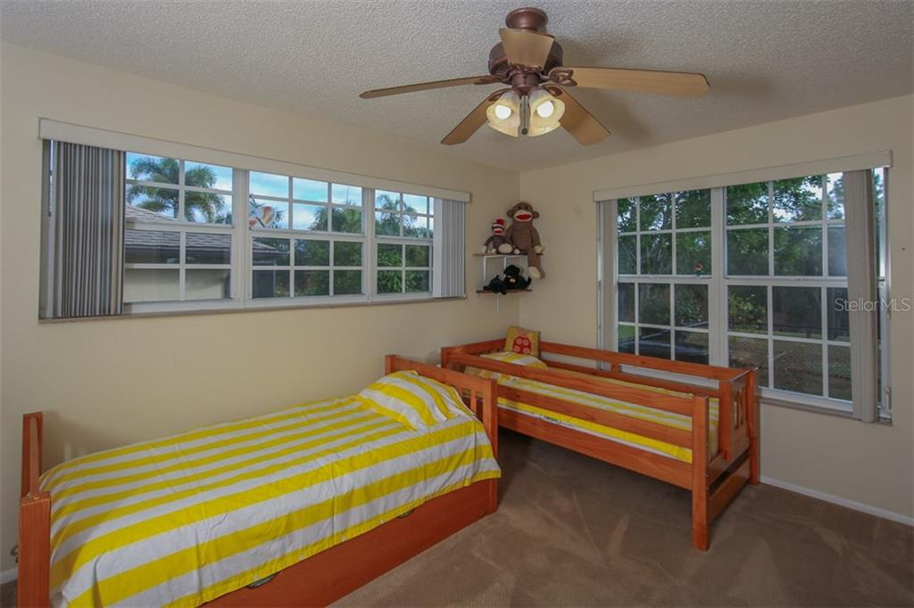 Bedroom 3 - Single Family Home for sale at 2332 Mauritania Rd, Punta Gorda, FL 33983 - MLS Number is C7234250