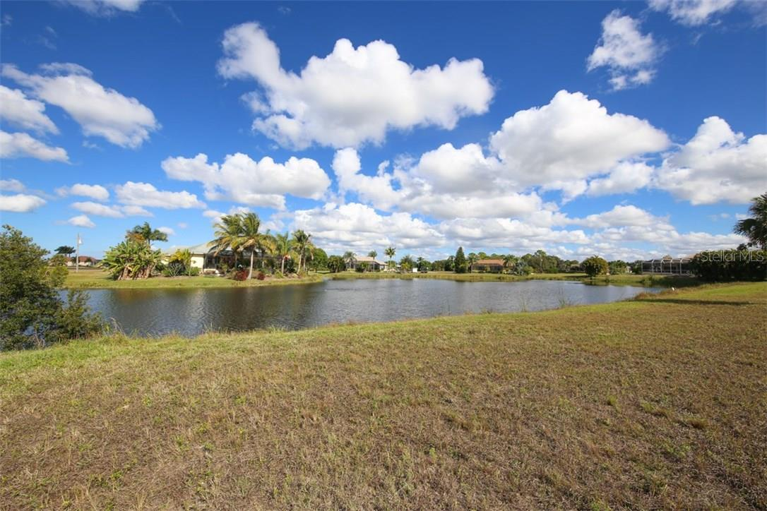 Great lake view - Vacant Land for sale at 24020 Vincent Ave, Punta Gorda, FL 33955 - MLS Number is C7234389