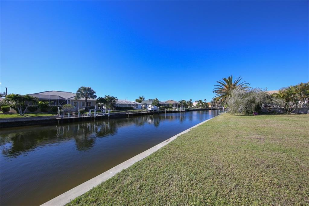Plenty of Seawall. - Vacant Land for sale at 543 Andora Dr, Punta Gorda, FL 33950 - MLS Number is C7234405
