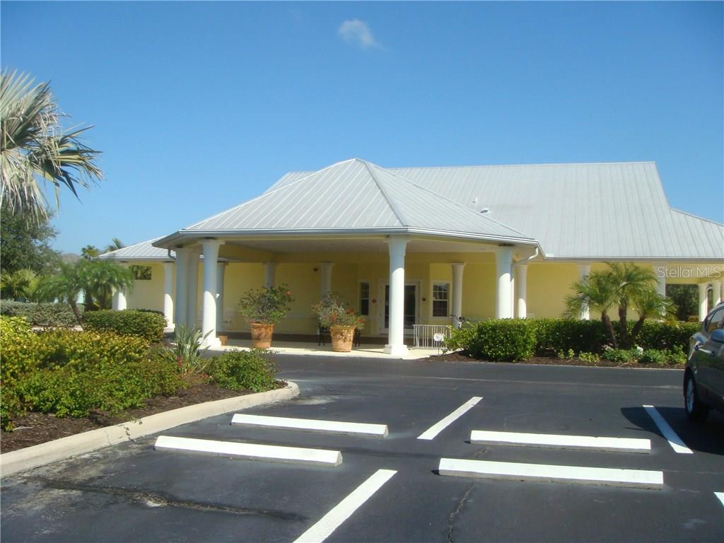 Clubhouse - Villa for sale at 25505 Heritage Lake Blvd #1, Punta Gorda, FL 33983 - MLS Number is C7240388