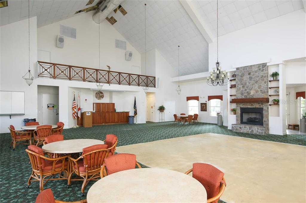 Interior of clubhouse - Villa for sale at 1268 Green Oak Trl, Port Charlotte, FL 33948 - MLS Number is C7243755