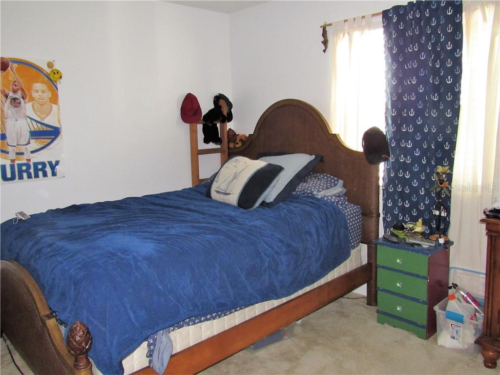 Second bedroom - Single Family Home for sale at 24041 Canal St, Port Charlotte, FL 33980 - MLS Number is C7400879