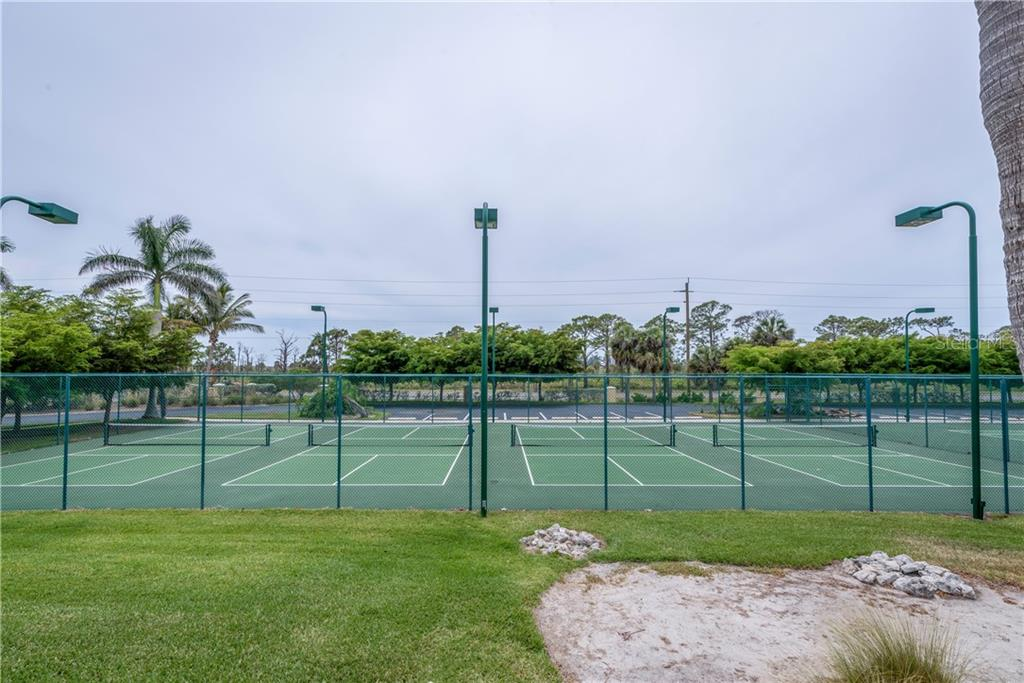 Tennis Courts - Condo for sale at 8413 Placida Rd #403, Placida, FL 33946 - MLS Number is C7401304