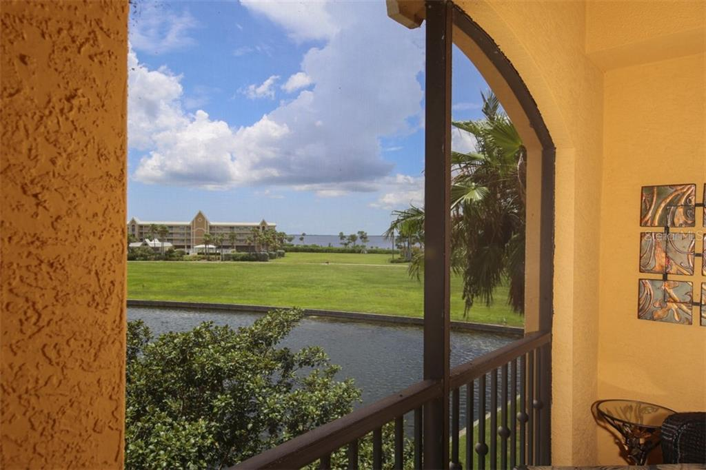 Beautiful view of Charlotte Harbor - Condo for sale at 95 Vivante Blvd #303, Punta Gorda, FL 33950 - MLS Number is C7402746