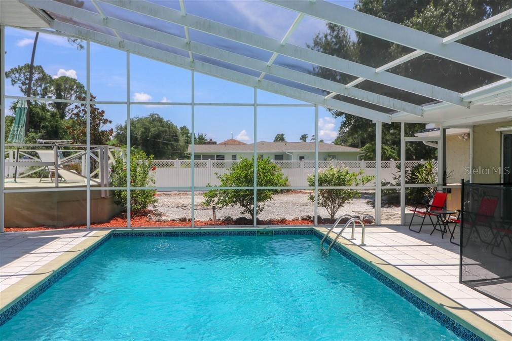 pool view - Single Family Home for sale at 3262 Great Neck St, Port Charlotte, FL 33952 - MLS Number is C7403390