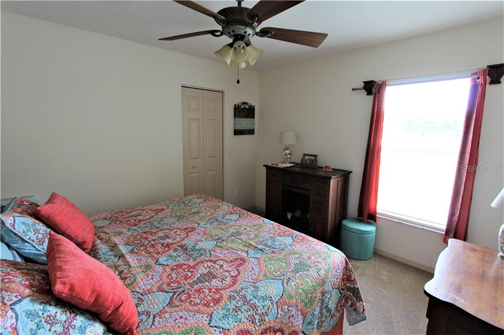 2nd Bedroom - Single Family Home for sale at 4846 Weatherton St, North Port, FL 34288 - MLS Number is C7403500