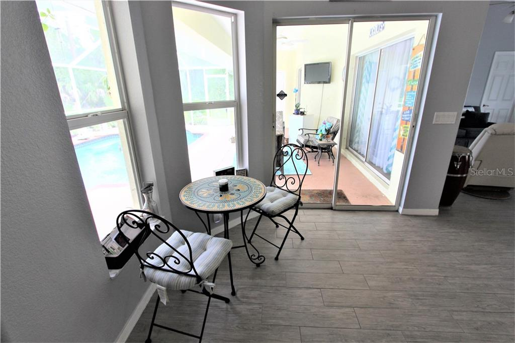Breakfast Nook - Single Family Home for sale at 4846 Weatherton St, North Port, FL 34288 - MLS Number is C7403500